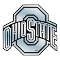 Ohio State Buckeyes Chrome Emblem
