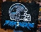 "Carolina Panthers All-Star Mat 34""x45"""