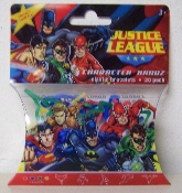 DC Comics Justice League Series 2 Silly Bandz Pack (20)