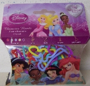 Disney Princess Series 2 Logo Silly Bandz Pack (20)