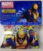Marvel Wolverine Logo Silly Bandz Pack (20)