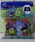 Disney Monsters Logo Silly Bandz Pack (20)