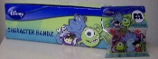 Disney Monsters Logo Silly Bandz Box (240)