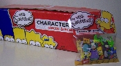 The Simpsons Series 3 Logo Silly Bandz Box (240)
