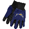 San Diego Chargers Two Toned Utility Gloves