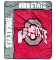 "Ohio State Buckeyes 50""x60"" Plush Fleece Throw Blanket"