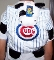 Chicago Cubs Mascot Backpack Pal