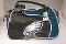Philadelphia Eagles Perfect Bowler Handbag Purse Organizer
