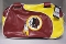 Washington Redskins Perfect Bowler Handbag Purse Organizer