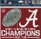 "Alabama Crimson Tide National Champions 5""x6"" Color Ultra Decal"