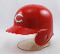 Cincinnati Reds Mini Batting Helmet Riddell