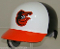 Baltimore Orioles Full Size Batting Helmet Rawlings - right flap