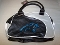 Carolina Panther Perfect Bowler Handbag Purse Personal Organizer