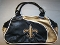 New Orleans Saints Perfect Bowler Handbag Purse Organizer