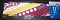 Cleveland Cavs Stretch Style Elastic Headband Hairband