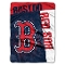 "Boston Red Sox 60""x80"" Plush Raschel Throw Blanket"