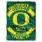 "Oregon Ducks 60""x80"" Plush Raschel Throw Blanket"