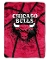 "Chicago Bulls 60""x80"" Plush Raschel Throw Blanket"