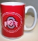 Ohio State Buckeyes NCAA 15 oz. Mug Coffee Cup - warmup style