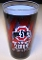 Ohio State Buckeyes NCAA National Champions Colored Pint Glass