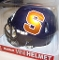 Syracuse Orange Replica Speed Mini Helmet Riddell