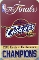 "Cleveland Cavs 2015 East Conference Champs 11"" x17"" Sign"