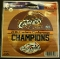 Cleveland Cavs 2015 East Conference Champs Magnet