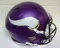 Minnesota Vikings NFL Full Size Helmet Replica Riddell Speed