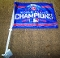 Chicago Cubs 2016 World Series Champions Car Flag Wincraft