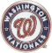 Washington Nationals MLB Team Logo Collectors Lapel Pin