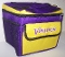 Minnesota Vikings Insulated Bungie 12 Pack Cooler