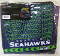 Seattle Seahawks Insulated Impact Lunch Bag 12 Pack Cooler