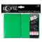 Deck Protector Sleeves Eclipse Matte Green Ultra Pro Pack (80)