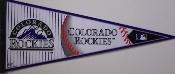 Colorado Rockies Full Size Pennant