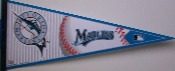 Florida Marlins Full Size Pennant