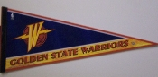 Golden State Warriors Full Size Pennant