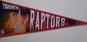 Toronto Rapters Full Size Pennant