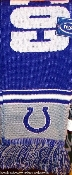 Indianapolis Colts Winter Scarf
