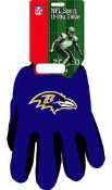 Baltimore Ravens Two Toned Utility Gloves
