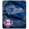 "Philadelphia Phillies 50""x60"" Plush Fleece Throw Blanket"