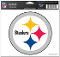 "Pittsburgh Steelers 5""x6"" Color Ultra Decal - Logo"