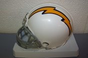 San Diego Chargers (61-73) Throwback Mini Helmet Riddell