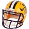 LSU Fighting Tigers Replica Speed Mini Helmet Riddell
