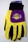 Los Angeles Lakers Colorblock Utility Work Gloves