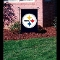 "Pittsburgh Steelers Flag Banner Brand New 15""x10.5"""