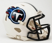Tennessee Titans Speed Replica Mini Helmet Riddell