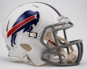 Buffalo Bills Speed Replica Mini Helmet Riddell
