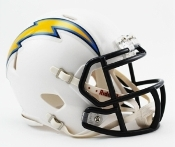 San Diego Chargers Speed Replica Mini Helmet Riddell