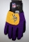Minnesota Vikings Two Toned Utility Gloves 2012