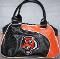 Cincinnati Bengals Perfect Bowler Handbag Purse Organizer